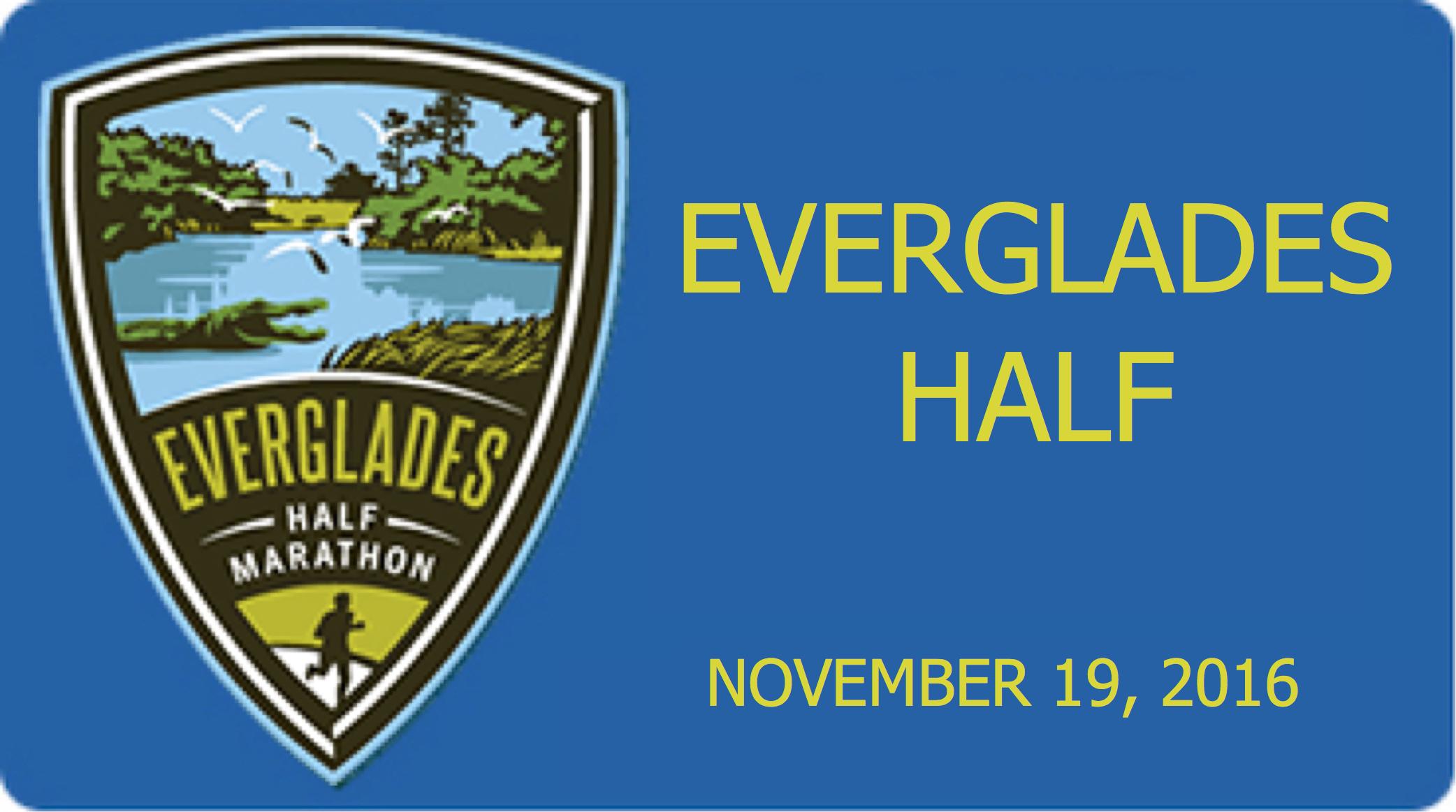 Everglades Half Marathon Active At Altitude