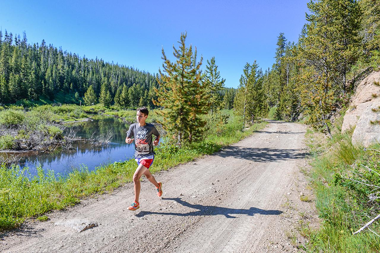 Yellowstone Half Marathon Training Active At Altitude